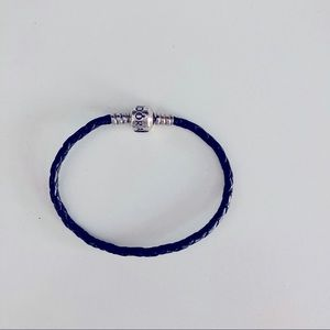 Pandora Leather Bracelet, Retired